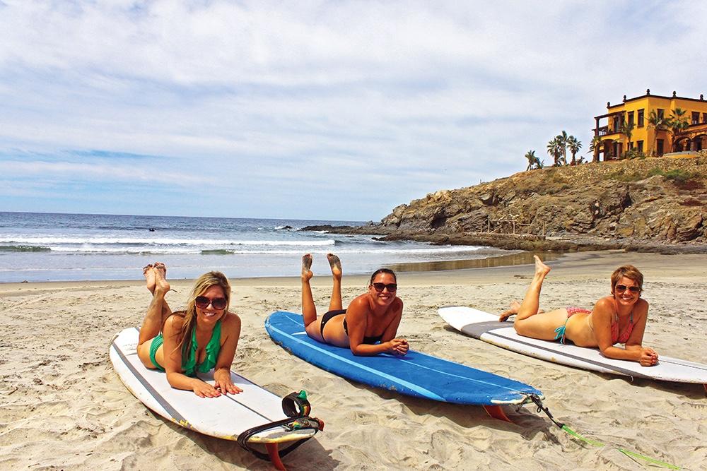 Cerritos, Playa Los Cerritos, LA Alianza, alianza baja,
